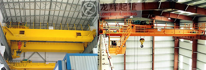 山东龙辉起重机械有限公司QD型 吊钩桥式起重机